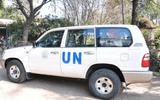 Xe chở mẫu phẩm xét nghiệm Covid-19 của WHO bị tấn công, tài xế thiệt mạng