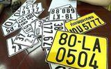 Bộ Công an đề xuất đấu giá trực tiếp và cấp biển số xe theo yêu cầu