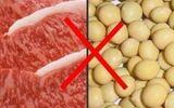 """11 thực phẩm là """"khắc tinh"""" của thịt lợn, thèm mấy cũng không được ăn chung kẻo rước độc vào người"""