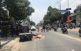 Tin tai nạn giao thông mới nhất ngày 26/4/2020: Nam thanh niên ngã ra đường, bị xe tải cán tử vong