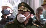Nga ghi nhận gần 900 binh sĩ nhiễm Covid-19