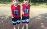 Tích cực tìm kiếm hai bé trai sinh đôi 7 tuổi mất tích, để lại xe đạp cách nhà 500 m