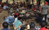 """Triệt phá sòng bạc lớn nhất Đồng Nai, bắt giữ 130 """"bác thằng bần"""""""