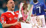 """Người hùng mặt sẹo Ribery: Suýt ngồi tù vì bị người đẹp gài bẫy do """"hám của lạ"""""""