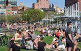 Tình hình dịch virus corona ngày 4/5: Người New York đổ xô đi công viên giữa dịch bệnh