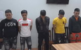 Vụ 2 băng nhóm nổ súng hỗn chiến ở nghĩa địa: Bắt tạm giam 11 thanh niên