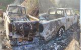 Vụ thi thể biến dạng trong ô tô cháy rụi: Bí thư xã là chủ nhân chiếc xe