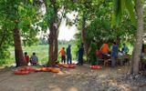 Bình Dương: 5 học sinh cấp 2 tắm sông Sài Gòn, 1 em mất tích