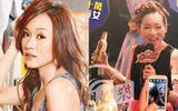 """Hoa hậu Hong Kong mang tiếng """"tham vàng bỏ ngãi"""" phải đi hát quán bar để nuôi con"""