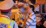 Diễn biến mới vụ cán bộ thuế uống rượu khi lái xe, thách thức CSGT ở Quảng Bình