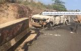 Vụ thi thể trong xe bán tải cháy rụi ở Đắk Nông: Khó xác định danh tính nạn nhân