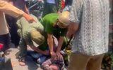 Hà Nội: Bắt giữ gã trai trộm SH, xịt hơi cay vào mặt công an khi bị truy đuổi