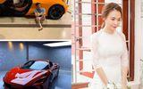 """Đàm Thu Trang tặng ông xã siêu xe, Cường Đô La hạnh phúc vì có thêm """"vợ hai, vợ ba"""""""