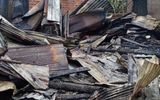 Cháy nhà lúc rạng sáng, cụ bà nhặt ve chai 86 tuổi tử vong