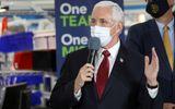 Bác tin Phó tổng thống Mỹ Mike Pence tự cách ly do trợ lý nhiễm Covid-19
