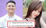 """Động thái """"khẳng định chủ quyền"""" của Quang Hải sau khi công khai bạn gái mới trên mạng xã hội"""