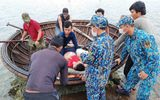 Quân y đảo Tiên Nữ kịp thời cấp cứu ngư dân gặp nạn