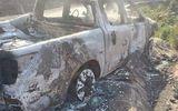 Vụ thi thể cháy đen trong xe bán tải ở Đắk Nông: Thượng tá công an tiết lộ tình tiết lạ giúp phá án