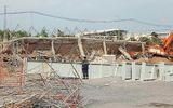 Vụ sập tường 10 người chết ở Đồng Nai: Công an tỉnh khám nghiệm hiện trường