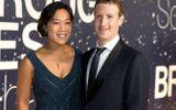 """Giàu thứ 3 thế giới, tỷ phú Mark Zuckerberg vẫn để vợ cắt mái tóc """"bát úp"""""""