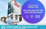 Phòng Khám Đa Khoa Hoàn Cầu: Nơi bảo vệ sức khỏe toàn diện cho gia đình bạn