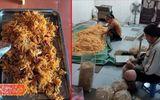 Hãi hùng trước công nghệ chế biến khô gà lá chanh từ gà thải loạt