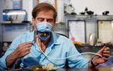 Tình hình dịch virus corona ngày 20/5: Israel sáng chế khẩu trang đặc biệt giúp ăn uống thoải mái