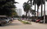 Hà Nội: Hàng loạt nhà tạm, bãi trông giữ xe trái phép tại quận Hoàng Mai ngang nhiên hoạt động công khai