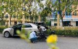 Thái Bình: Thầy giáo vật lý đội nắng bơm xe giúp học sinh