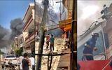 Thảm kịch máy bay chở 107 người đâm xuống khu dân cư ở Pakistan