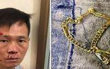 Pháp luật - Tóm gọn gã trai cướp giật dây chuyền vàng bằng vật dụng bất ngờ