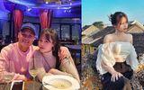 """Chuyện làng sao - Huỳnh Anh khoe ảnh thử vest cùng Quang Hải, """"nịnh"""" người yêu """"ngọt như mía lùi"""""""