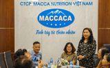 Truyền thông - Thương hiệu - Hội Phụ nữ Nghệ An tại Hà Nội thăm và làm việc với Công ty Macca Nutrition
