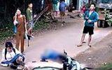 Hòa Bình: Hai nữ sinh thương vong trên đường đến trường vì va chạm với xe tải