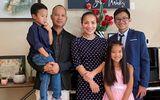Chuyện làng sao - Hồng Ngọc đăng ảnh cả gia đình, nhắn nhủ đến chồng nhân kỷ niệm 11 năm ngày cưới