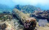 """Đời sống - Phát hiện xác thuyền đắm 200 năm tuổi có gắn đại bác, nghi đã đâm vào """"rạn san hô ác mộng"""""""