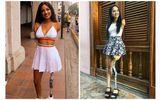 """Cộng đồng mạng - Cô gái bị mất 3 chi nhưng làm mọi thứ chỉ bằng """"chiếc chân ma thuật"""", ai cũng phải """"mắt chữ A, mồm chữ O"""" nể phục"""