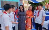 Xã hội - Trường Trung học cơ sở Dịch Vọng, quận Cầu Giấy là điểm trường đầu tiên được Thành Phố Hà Nội lựa chọn tổ chức Lễ phát động Tháng hành động vì trẻ em năm 2020