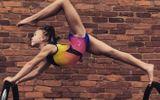 Cộng đồng mạng - Bé gái 10 tuổi duy trì 30 giờ tập/tuần rèn cơ bụng 6 múi, tinh thần thể thao khiến ai cũng phải kinh ngạc