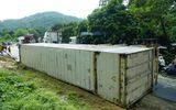 Tin trong nước - Điện Biên: Lại lật xe container trên dốc Nà Lơi