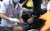 Sức khoẻ - Làm đẹp - Vụ cháy nhà mặt phố ở TP.HCM: 2 cháu bé bị bỏng đường thở đã qua cơn nguy kịch