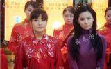 Giải trí - Dân mạng Cbiz kinh ngạc trước nhan sắc đẹp tuyệt trần của Lưu Diệc Phi khiến Triệu Vy lu mờ