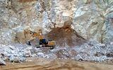 Vụ sập mỏ đá ở Điện Biên: Thi thể nạn nhân thứ 3 được tìm thấy ở khe đá