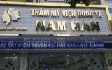Kinh doanh - Hà Nội: Thẩm mỹ viện Quốc tế Nam Hàn ngang nhiên quảng cáo, sử dụng dịch vụ làm đẹp trái phép