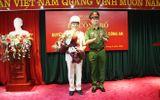 Tin trong nước - Bổ nhiệm Thiếu tướng Tô Văn Huệ giữ chức Cục trưởng Cục Cảnh sát Quản lý hành chính về trật tự xã hội
