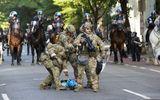 Tin thế giới - Lầu Năm Góc điều động quân đội đến thủ đô giữa bạo loạn leo thang