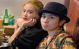 Tin tức giải trí - Lộ ảnh Hoàng Thùy Linh thân thiết kề vai Gil Lê, dân tình chúc mừng tới tấp