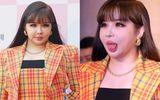 Tin tức giải trí - Park Bom khiến fan phát hoảng vì gương mặt sưng phù, biến dạng trên thảm đỏ