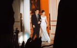 Giải trí - Lộ hình ảnh hiếm hoi trong tiệc đính hôn của Công Phượng và Viên Minh