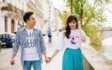 Ảnh vợ chồng Trấn Thành - Hari Won xuất hiện trong sách Hàn Quốc